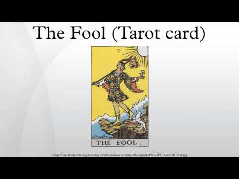 All About The Fool Tarot Card