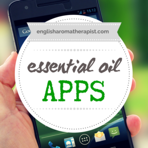 Essential Oil Apps