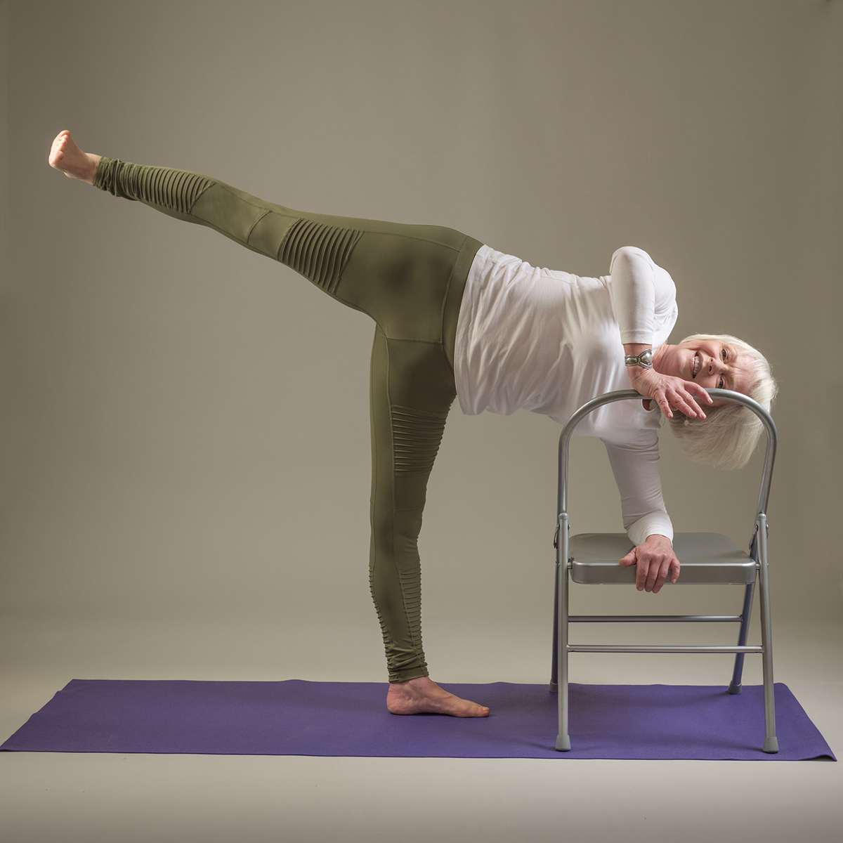 How To Use The Yoga Chair